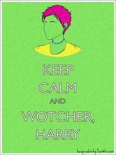 Keep Calm, Harry Potter
