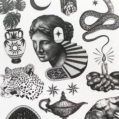 Torso Tattoos, Body Art Tattoos, Sleeve Tattoos, Arabic Tattoos, Black Ink Tattoos, Black And Grey Tattoos, Small Tattoos, Old School Tattoo Designs, Tattoo Designs Men