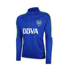 2017 Cheap Training Jacket Boca Juniors Replica Blue Uniform [AFC537]
