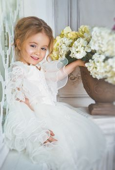 perfect flower girl