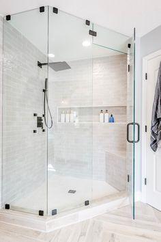 Florida Master Bath Gets a Coastal Look With a Touch of Glam Bath Remodel, Master Bath, Coastal, Bathtub, Florida, Bathrooms, Interiors, Touch, Decor