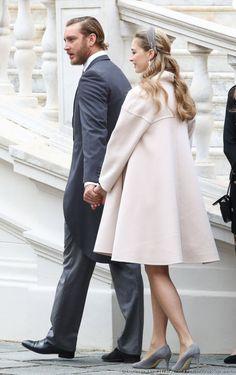 Pierre Casiraghi & Beatrice Borromeo, Monaco National Day 2016