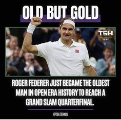 Roger Federer, Old Men, Baseball Cards, Senior Guys