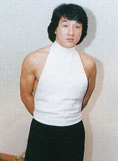 """Jackie Chan knew this """"virgin killer"""" was gonna be a trend 