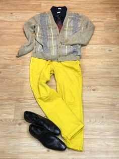 b411f01a919 Mustard returns for men s fall fashion!