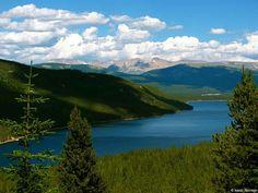 Turquoise Lake - Colorado  Photo Credit: Isaac Borrego