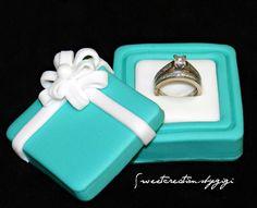3D+Edible+Fondant+Gift+Box+Ring+Jewelry+by+SweetcreationsbyGigi,+$9.95