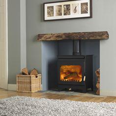 Natalie New Log Burner For Living Room Brampton 9108