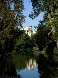 Castle Lednice, region South Morava, Czech republic. © Laco Zachar