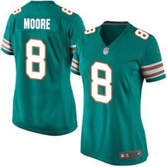 nike limited matt moore aqua green womens jersey miami dolphins 8 nfl alternate sione pouha jersey new york jets
