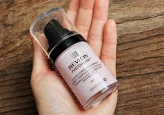 Revlon Photoready Primer...best primer by far!  Who needs the expensive primers when this one seems to work the best?