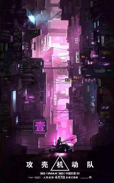 A collection of cyberpunk, art, bikes, cars, noir and other stuff I like Arte Cyberpunk, Cyberpunk Aesthetic, Cyberpunk City, Cyberpunk 2077, Futuristic City, Futuristic Design, Cyberpunk Tattoo, Cyberpunk Fashion, Vaporwave