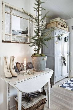 Shabby in love: Vintage Christmas