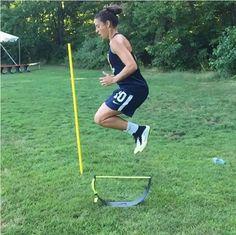 Carli Lloyd. (Instagram) Carli Lloyd, Women's Football, Play Soccer, Under Pressure, Hello Beautiful, Best Player, Running, Sick, Sports