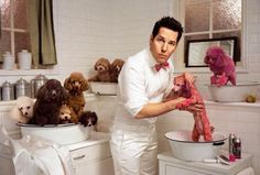 Funny Celebrity Portraits by Martin Schoeller