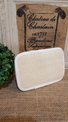 Loofah Soap Saver Pad