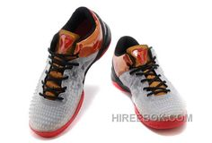 95a5c539bc4d Nike Kobe 8 System Ss Mens Red Black White Top Deals