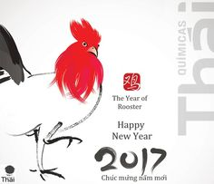 Quimicas Thai Year of Rooster 2017