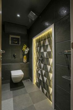 Every bathroom remodel starts with a style idea. From full master bathroom renovations, smaller sized visitor bath remodels, and bathroom remodels of all dimensions. Washroom Design, Niche Design, Toilet Design, Modern Bathroom Design, Bathroom Interior Design, Door Design, Washroom Tiles, Bath Design, New Bathroom Ideas