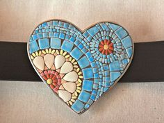 Image result for mosaic heart