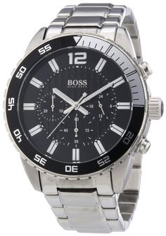 Men's Wrist Watches - Hugo Boss Watch 1512806 One Size ** More info could be found at the image url.