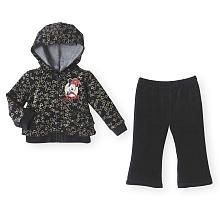 A cushy velour construction and plenty of print provide a dreamy fit, and the roomy faux fur hood and silhouette guarantee this top and bottoms slides on easily. Cute Princess, Princess Outfits, Disney Baby Clothes, Baby Disney, Little Babies, Silhouette, Dear Future, Hoodies, Faux Fur