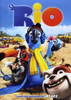 A misfit macaw named Blu (voice of Jesse Eisenberg) heads to Rio de Janeiro, embarks on a magnificent journey, and makes some loyal new friends in this animated adventure for the entire family. Domest