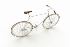 Kit Bike van Lucid Design - design fiets - http://on.dailym.net/1t0W1iJ