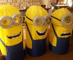 DIY Adult fancy-dress Minion costume (Despicable Me) #halloween #movie