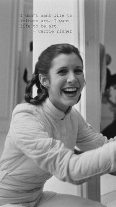 lockscreens - Geek World Leila Star Wars, Star Wars Love, Star War 3, Princesa Leia, Carrie Fisher, Star Wars Princess Leia, Princess Leia Quotes, Princess Star, Star Wars Cast