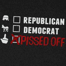 Democrats united my ass