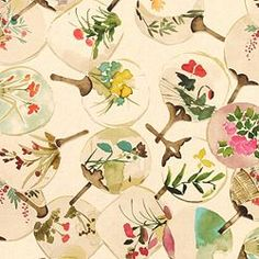 Chinoiserie Chic: Mystery Chinoiserie Fabric Revealed