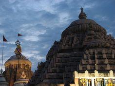 Lord Jagannath Temple , Puri - Orissa