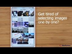 Quick Tip: Slide To Select Photos In iOS