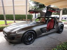 Used Mercedes Benz, Mercedes Benz Sls Amg, Mercedes G Wagon, Cute Cars, Top Cars, My Ride, Car Park, Maserati, Sport Cars