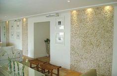 parede com textura de marmore debora aguiar