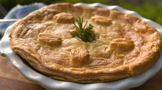 This dish can also be made into individual pies or pasties