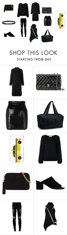 """Fashion"" by emmamegan-5678 ❤ liked on Polyvore featuring Alexander Wang, Chanel, Yves Saint Laurent, Under Armour, Kate Spade, Tory Burch, Alexandre Birman, EA7 Emporio Armani, Ann Demeulemeester and Peace Love World"