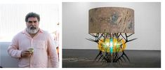 """Artist Jorge Pardo will speak at the Santa Barbara Museum of Art in conjunction with the Contemporary/Modern exhibit, which features artist Pardo's """"Untitled (Sea Urchin)."""" #sbseasons #sb #santabarbara #SBSeasonsMagazine To subscribe visit sbseasons.com/subscribe.html"""