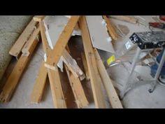 Leesburg Master Bathroom and Wardrobe Remodel: Cutting and Removing Exisitng Structural Framework - http://designmydreamhome.com/leesburg-master-bathroom-and-wardrobe-remodel-cutting-and-removing-exisitng-structural-framework/ - %announce% - %authorname%