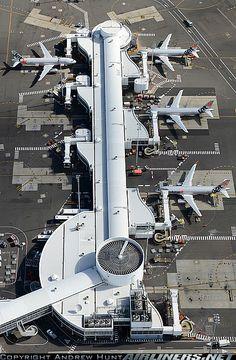The Jetstar arm of the domestic terminal - Kingsford Smith International (Mascot) (SYD / YSSY)