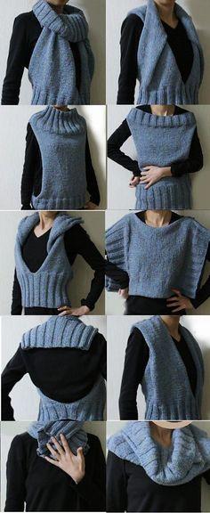 Multi-Purpose Knitting Patterns