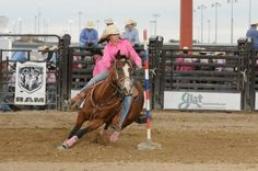 Pole Bending in Wyoming Pole Bending, Riding Quotes, Barrel Racing, Horse Stuff, Barrels, Cowgirls, Horse Riding, Country Life, Wyoming