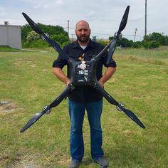 The bigger the better?  #Featured @dragon_drones . . . #djiphantom3 #djiglobal #uav #gopro #raspberrypi #djiinspire1 #quadcopter #miniquad #djiphantom4 #robotics #robot #aerialphotography #fpv #drones #hexacopter #octocopter #tricopter #djiphantom #arduino #hobbyking #drone #multirotor #dronephotography #rcplane #spacex #sparkfun #mavicpro #nasa #engineer