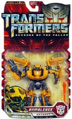 Transformers 2 Revenge of the Fallen Movie Deluxe Class Bumblebee Action Figure >>> Visit the image link more details.