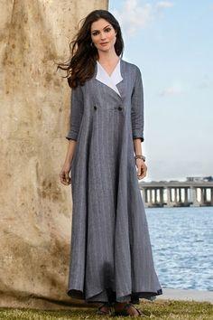 Abaya Fashion, Muslim Fashion, Modest Fashion, Fashion Dresses, Modest Dresses, Girls Dresses, Modele Hijab, Abaya Designs, Islamic Clothing
