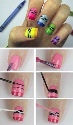 590 Best Nail Art Beginner Images On Pinterest Nail Polish Art