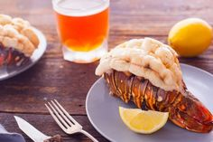 Butterflied Lobster Tails Recipe - Food.com