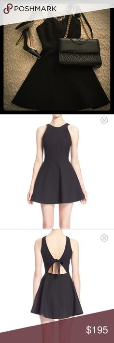 NWT ⭐️Elizabeth And James⭐️ little black dress This is a gorgeous designer party dress!! Brand new! Never worn, perfect condition!! See last photo for description! If you have never owned this brand, it is incredibly well made, beautiful!! Pair with Sergio Rossi heels for a complete designer outfit!! ⭐️ Elizabeth and James Dresses