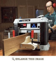 Get the Most from Your Planer #woodworkingtools